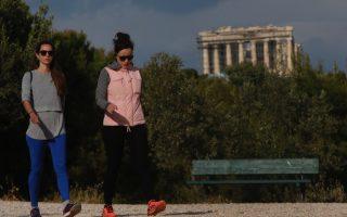 greeks-emerge-from-lockdown