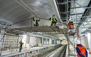 athens-metro-to-get-three-more-stations-this-summer-says-minister