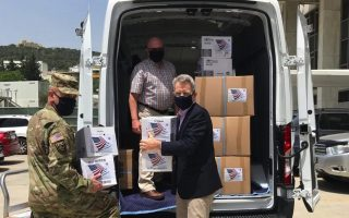 us-embassy-donates-ppe-to-hellenic-police