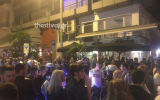 motorist-assaulted-by-party-crowd-in-thessaloniki