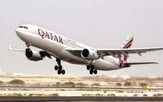 qatar-airways-says-all-passengers-in-athens-bound-flight-were-healthy-in-doha