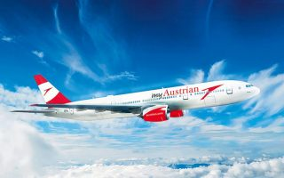 austrian-airlines-increasing-july-charter-flights-to-greece-by-200