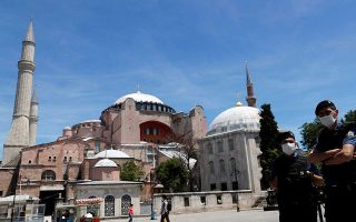 patriarch-amp-8216-shaken-amp-8217-over-turkey-plan-to-convert-hagia-sophia-into-mosque