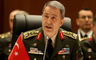 akar-says-greece-would-not-want-war-with-turkey