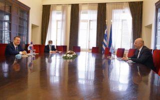 dendias-reiterates-greek-support-for-serbia-s-eu-path-position-on-kosovo