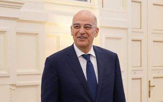 foreign-minister-dendias-to-visit-tunisia-on-monday