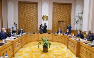 dendias-shukri-discuss-maritime-borders-libya-med-in-cairo-talks