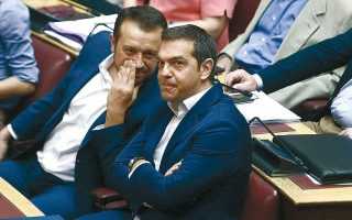 tsipras-reprimands-ex-minister-over-leaked-tape
