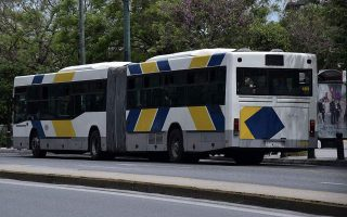 woman-lightly-injured-as-bus-smashes-into-bus-stop-in-athens