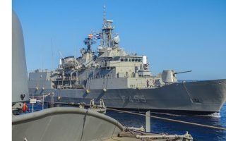 annual-naval-exercise-in-aegean-comes-to-a-close