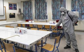 four-schools-closed-in-xanthi-after-teacher-tests-positive-for-coronavirus