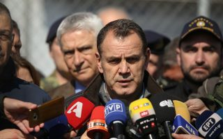 greek-defense-minister-responds-to-comments-from-turkish-fm