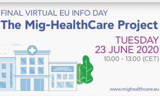 virtual-eu-info-day-by-prolepsis-institute-for-the-mig-healthcare-project