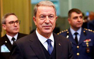 akar-announces-meeting-of-greek-turkish-officials-in-ankara
