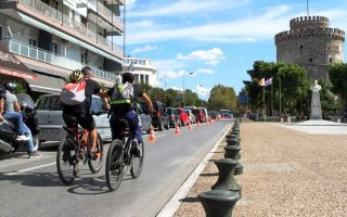 thessaloniki-amp-8217-s-bike-lane-to-be-moved-expanded