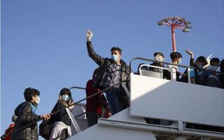 90-refugees-leave-for-germany