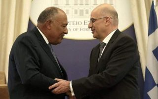 dendias-speaks-with-egyptian-counterpart-amid-east-med-tension
