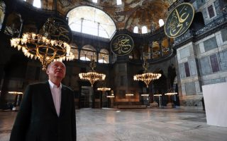 hagia-sophia-mosaics-to-be-covered-with-curtains-during-prayers