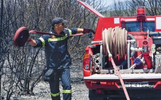firefighters-taxed-by-several-blazes