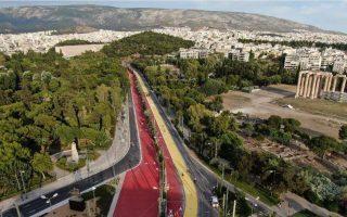 motorists-and-pedestrians-adjusting-to-grand-walk-study-finds