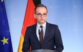 maas-in-athens-for-talks