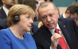 merkel-holds-telephone-conversation-with-erdogan