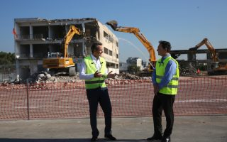 mitsotakis-hails-launch-of-emblematic-project-at-elliniko