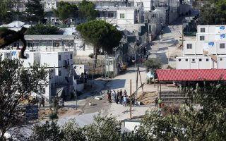 moria-camp-revamped-while-locals-plan-protest