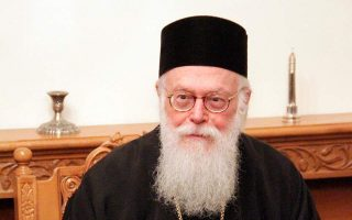 archbishop-anastasios-to-leave-hospital-monday-after-being-treated-for-covid-19