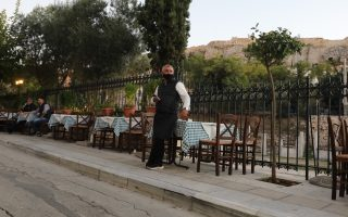 greece-aims-to-reopen-restaurants-next-month-state-minister-says