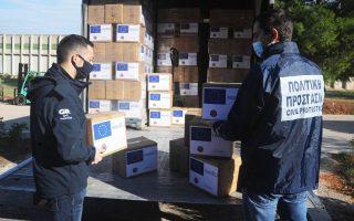 greece-sends-france-500-000-medical-gloves