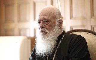 archbishop-s-hospitalization-sparks-debate