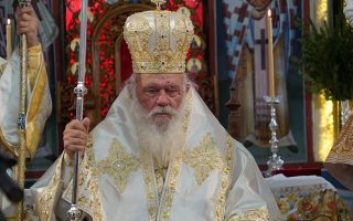 archbishop-ieronymos-condition-stable