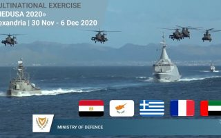 5-countries-join-in-military-exercise