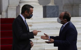 egypt-s-president-in-greece-on-1st-visit-since-maritime-deal