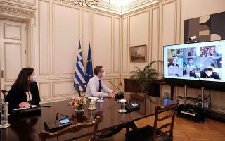 we-amp-8217-ll-reopen-schools-when-experts-say-so-mitsotakis-tells-students