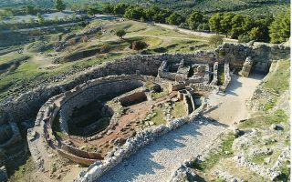 ancient-site-of-mycenae-gets-fire-protection-plan0