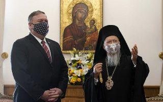 us-secretary-pompeo-meets-patriarch-vartholomaios-in-istanbul