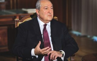 armenia-will-not-tolerate-a-second-genocide-country-s-president-tells-kathimerini