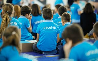 unicef-opens-permanent-office-in-athens