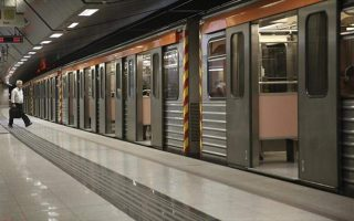 athens-metro-workers-call-24-hour-strike-on-thursday