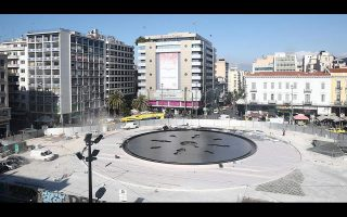 reconstructed-omonia-square-to-be-handed-over-next-week