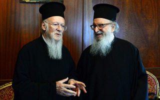 archbishop-demetrios-to-meet-ecumenical-patriarch-in-istanbul