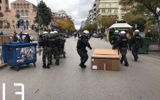 far-right-protesters-clash-with-opposing-groups-in-thessaloniki-after-student-march