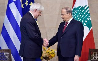 in-beirut-greek-president-stresses-benefits-of-trilateral-partnership