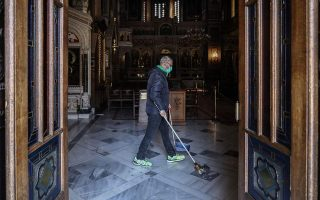 government-to-allow-closed-door-services-on-orthodox-holy-week