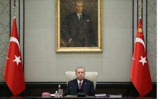 erdogan-invokes-amp-8216-blue-motherland-amp-8217-rhetoric-repeats-claims