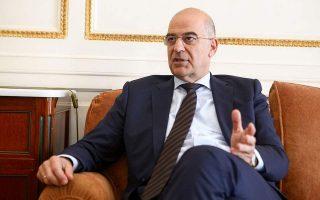 dendias-heads-to-cairo-to-meet-counterparts-on-libya-crisis