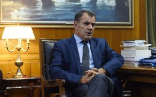 defense-minister-says-greece-plans-to-boost-air-force-with-upgraded-f-16s-f-35s