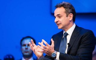 mitsotakis-discusses-primary-surplus-target-defense-issues-with-top-french-german-ministers